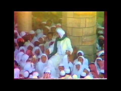 حلقة السيد محمد بن علوي المالكي رحمه الله في المسجد الحرام
