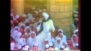 درس السيد محمد بن علوي المالكي في المسجد الحرام