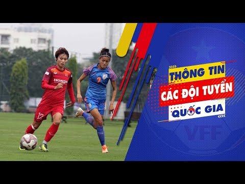 Highlights | Việt Nam - Ấn Độ | Thắng lợi đậm đà cho các Cô gái Vàng