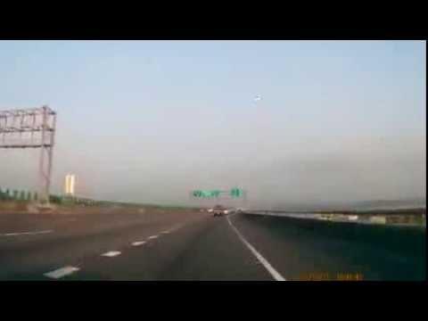 Водитель фуры заснул за рулём