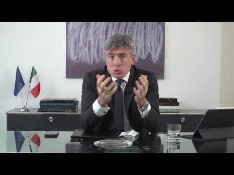 Intervento Pierfrancesco Latini, AD SACE, alla Firma del Memorandum SACE - NBK