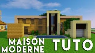 Video Minecraft - Tuto construction maison moderne en bois MP3, 3GP, MP4, WEBM, AVI, FLV Juli 2018