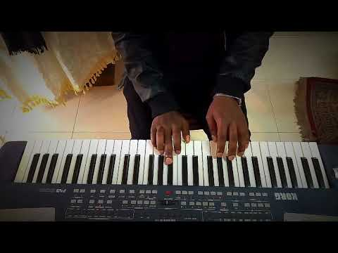 """My Help (Cometh From The Lord)"" Piano Tutorial With Chords - Samuel Gyamfi"