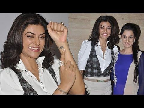 Salman Khan And Sushmita Sen Always Ready For Soci