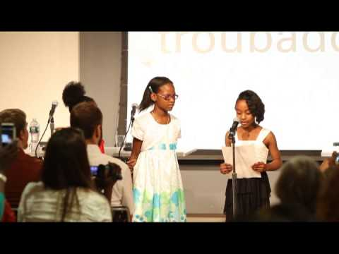 Troubadour Annual Spring Event 13: When I Write
