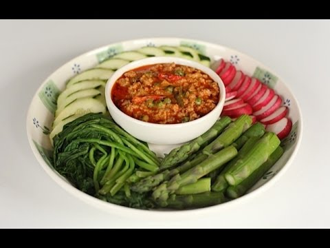 Prahok Ktiss (Spicy Pork Dip) Recipe