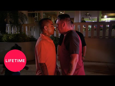 Couples Retreat: Chris and Matt Get Into a Fight (Ep 25) | Little Women: LA | Lifetime