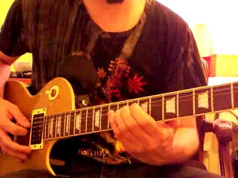 stumble - Step by step lesson for Gary Moore's Live At Montreux 1990 version.