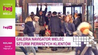 Żenada na otwarciu Galerii Handlowej w Mielcu! Sceny jak w Lidlu na promocji karpia!