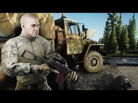 Escape from Tarkov - НОВАЯ ЛОКАЦИЯ: ЛЕС