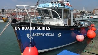 Ramsgate United Kingdom  City new picture : On board The Skerry Belle out of Ramsgate Kent UK