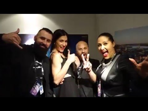 Bosnia and Herzegovina 2016: Interview with Dalal & Deen feat. Ana Rucner & Jala