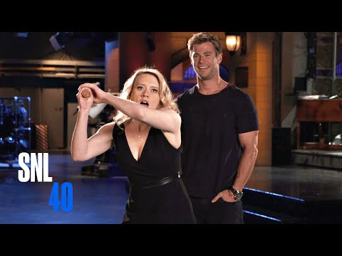 Saturday Night Live 40.15 (Preview 2 'Kate McKinnon and Chris Hemsworth')