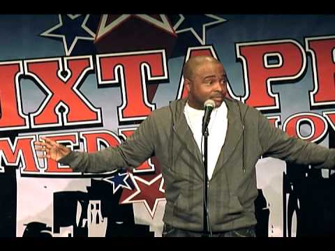 Mixtape Comedy Show - Alex Thomas, Part 1
