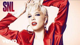 Video Halsey - Bad At Love (Live on SNL) MP3, 3GP, MP4, WEBM, AVI, FLV Januari 2018