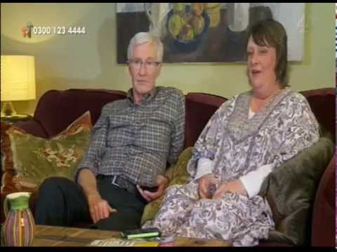 celeb - GoggleBox Celebrity Special With Paul O'Grady and Kathy Burke they Review Downton Abbey Recorded for Stand Up To Cancer UK Live On Channel 4 17-10-14.