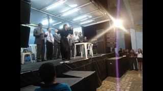 Vanilda Bordieri Louvando Sopra Tua Glória - EMAD 2013 - Mossoró RN