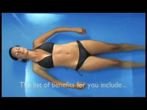 Floating - Beautifully shot video showing the process of floatation and describing what it can do for you. The London Float Centre. http://www.londonfloatcentre.com htt...