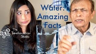 Water: Amazing Facts, dehydration & why you should drink more water
