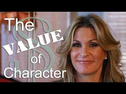 Spiritual Tip – The Value Of Character by Dani Johnson