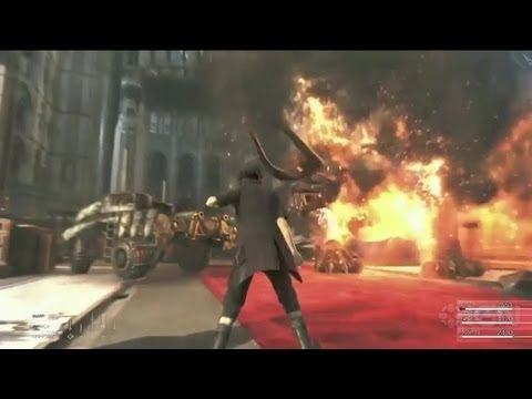 ff - Final Fantasy is back, and Versus XIII is no more. Subscribe to IGN's channel for reviews, news, and all things gaming: http://www.youtube.com/subscription_c...