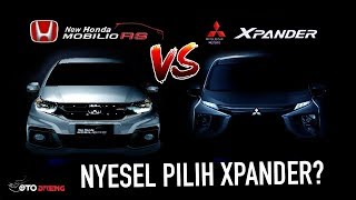 Video Hasilnya Mengejutkan! Mitsubishi Xpander VS Honda All New Mobilio 2018 MP3, 3GP, MP4, WEBM, AVI, FLV Oktober 2018