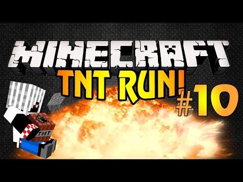 [Minecraft] TNT-Run #10 Юбилейный!
