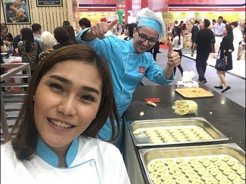 Tayland Kol Böreği Thaifex Fuarı World Food Asia 2018