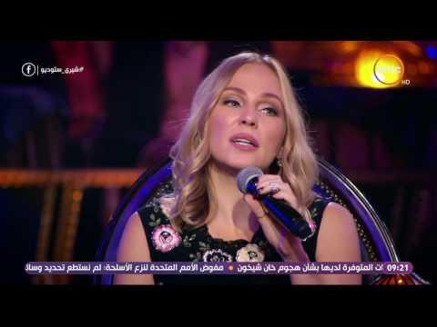 شيرين رضا: أحببت الإعلانات مع طارق نور