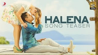 Iru Mugan Tamil Movie - Halena Song Teaser