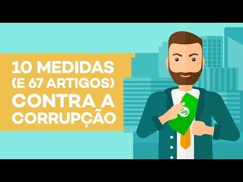Domingos Sávio: 10 medidas contra a corrupção na reta final