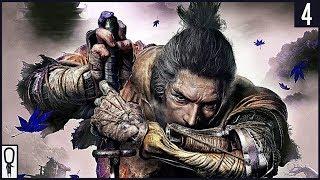 The Memory - Part 4 - Sekiro Shadows Die Twice - Let's Play Walkthrough Gameplay