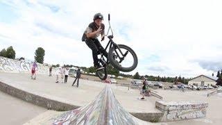 Video 12 Year Old BMX rider, Lochlainn O'Leary MP3, 3GP, MP4, WEBM, AVI, FLV Oktober 2017