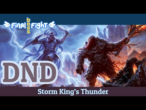 Video thumbnail for Dungeons and Dragons – Storm King's Thunder – Episode 118