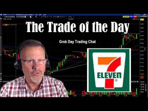 The Trade of the Day - 7 Eleven Trade- 7.11.18
