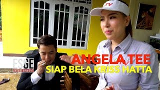 Download Video ANGELA TEE SIAP BELA KRISS HATTA MP3 3GP MP4