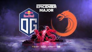 OG vs TNC, EPICENTER Major, bo3, game 1 [Lex & 4ce]