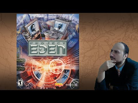 """Gaming History: Project Eden """"Wolf-Goat-Cabbage-Boat: The Game"""""""