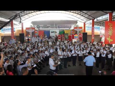 JDC – IPTCH  ENSAMBLE MARCHA PANAMA 2013