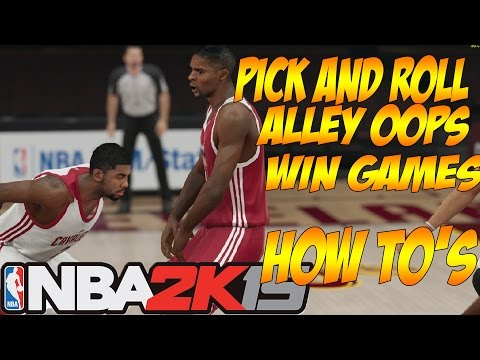 Alley Oop 2k15 Alley Oop in Nba 2k15 Ps3