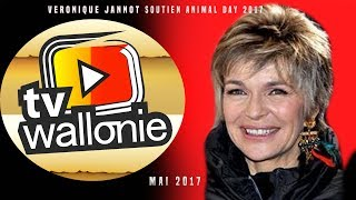 Véronique Jannot soutient Animal Day 2017