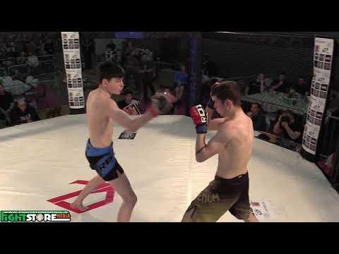 Ruairi Lavery vs Nikola Ivanovic - Cage Legacy 8