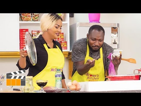 Mcbrown's Kitchen SE3 EP4 With Funny Face
