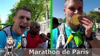 MARATHON DE PARIS 2017 - THE BEST