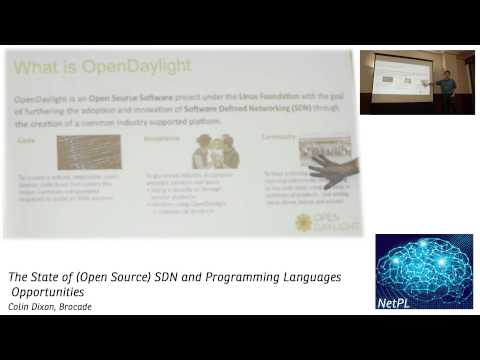 Colin Dixon - The State of (Open Source) SDN and Programming Languages Opportunities