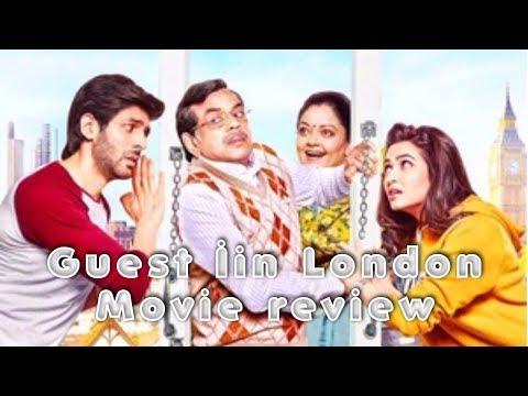 Guest Iin London Movie Review | Kartik Aryan | Kriti Kharbanda | Paresh Rawal |