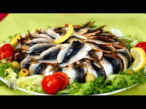 Choumicha Recette : filets de sardines