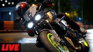 Ride 3 - The Motorcycle Sim Livestream by GameSpot