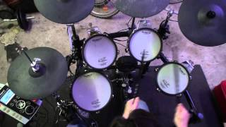 Daft Punk Contact Drum Cover (Full)