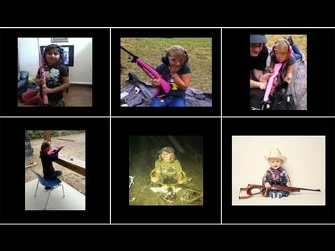 Guns ARE NOT Toys – Stop Marketing Rifles to Kids